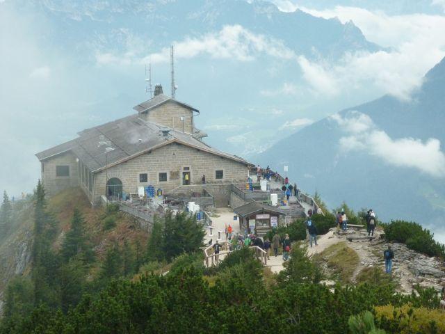 Nach Berchtesgaden zum Obersalzberg - Kehlsteinhaus